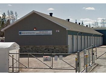Quebec storage unit Éco-Entrepôts
