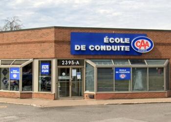 Brossard driving school École De Conduite CAA-Québec
