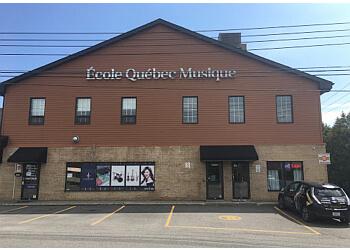Dollard des Ormeaux music school École Québec Musique