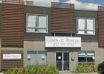 Laval music school École Vimont Musique School