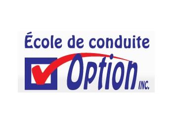 Saint Hyacinthe driving school École de conduite Option