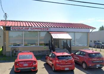 Saint Jerome driving school École de conduite St-Jérôme