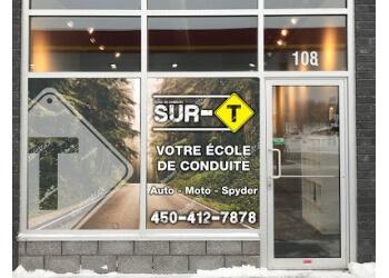 Mirabel driving school  École de conduite Sur-T