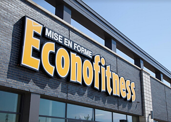 Granby gym Éconofitness