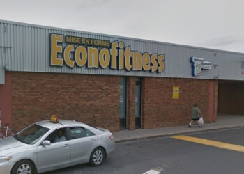 Longueuil gym Éconofitness