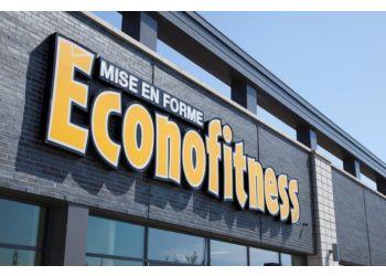 Montreal gym Éconofitness