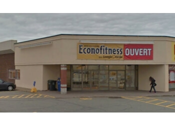 Shawinigan gym Éconofitness