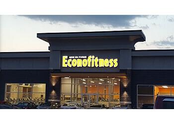 Trois Rivieres gym Éconofitness