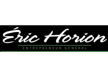 Trois Rivieres landscaping company Éric Horion Entrepreneur General