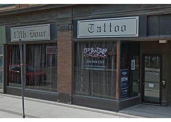 Winnipeg tattoo shop 13th Hour Tattoo