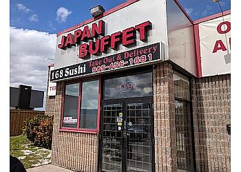 Brampton sushi 168 Sushi Buffet