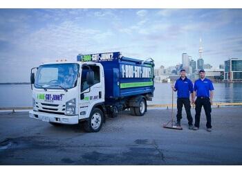 Belleville junk removal 1-800-GOT-JUNK?