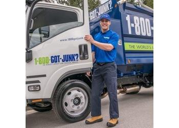 Edmonton junk removal 1-800-GOT-JUNK?