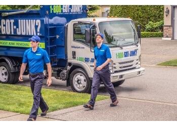 London junk removal 1-800-GOT-JUNK?