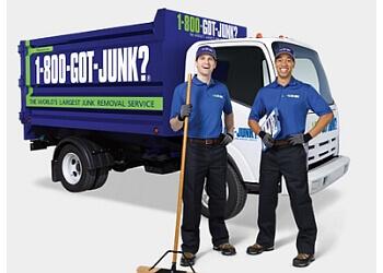Moncton junk removal 1-800-GOT-JUNK?