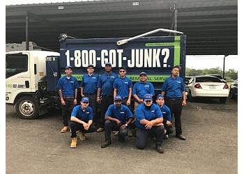Nanaimo junk removal 1-800-GOT-JUNK?