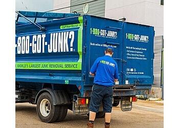 Peterborough junk removal 1-800-GOT-JUNK?