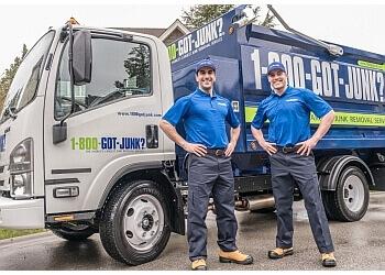 Saanich junk removal 1-800-GOT-JUNK?