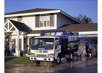 Sherbrooke junk removal 1-800-GOT-JUNK?