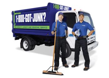 Surrey junk removal 1-800-GOT-JUNK?