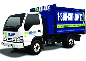 Whitby junk removal 1-800-GOT-JUNK?