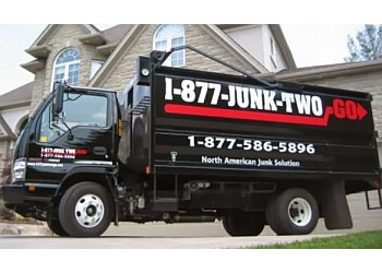Cambridge junk removal 1-877-JUNK-TWO-GO