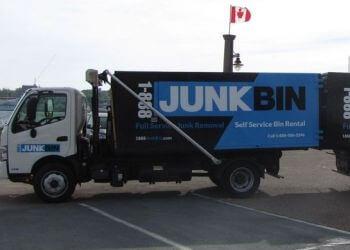 Sherbrooke junk removal 1-888-JUNKBIN