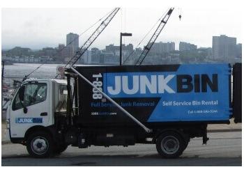 Thunder Bay junk removal 1-888-JUNKBIN