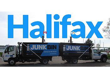 Halifax junk removal 1-888-JunkBin