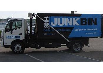 Moncton junk removal 1-888-JunkBin