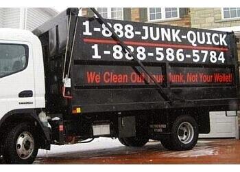 Kitchener junk removal 1-888-Junk-Quick