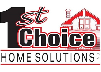 London roofing contractor 1st Choice Home Solutions