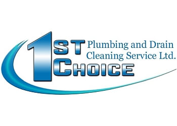 Kamloops plumber 1st Choice Plumbing and Drain Cleaning Service, Ltd.