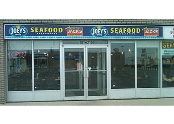 Saskatoon seafood restaurant Joey's Seafood Restaurants