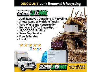 Nanaimo junk removal 228 JUNK