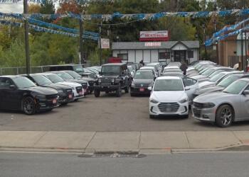 Brampton used car dealership 22G Auto Sales Ltd.