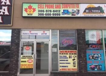 22nd Cell Phone and Computer Fix