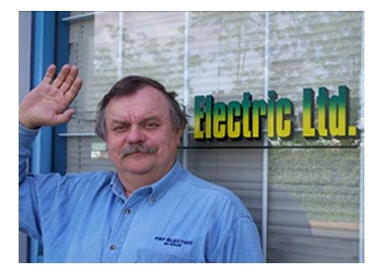 Port Coquitlam electrician 24 Hour Pro Electric Ltd.
