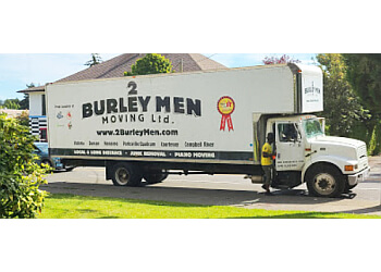 Victoria moving company 2 Burley Men Moving Ltd.