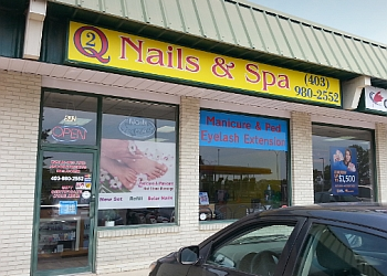 Airdrie nail salon 2Q Nails & Spa