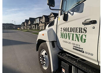 Brantford moving company 2 Soldiers Moving
