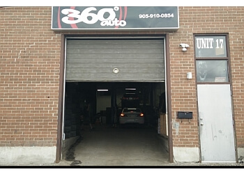 Markham car repair shop 360 Auto Service Inc.