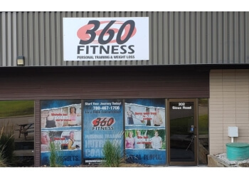 Sherwood Park gym 360 Fitness