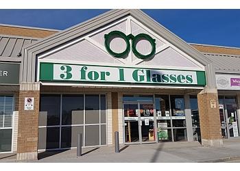 Hamilton optician 3 for 1 Glasses