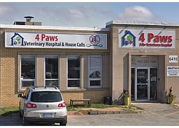 Halifax veterinary clinic 4 Paws 24 Hour Veterinary Hospital