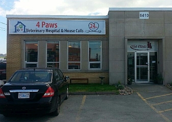 Halifax veterinary clinic 4 Paws Veterinary Hospital & House Calls