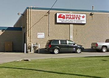Burlington auto parts store 4 Wheel Parts