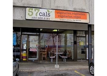 Laval vegetarian restaurant 57Cals