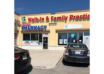 Orangeville urgent care clinic 5th Avenue Walk-in Clinic and Family Practice