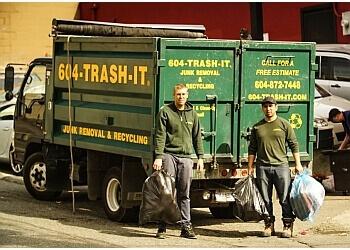 Richmond junk removal 604-Trash-It